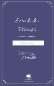 Capa dos livros Valores e Virtudes